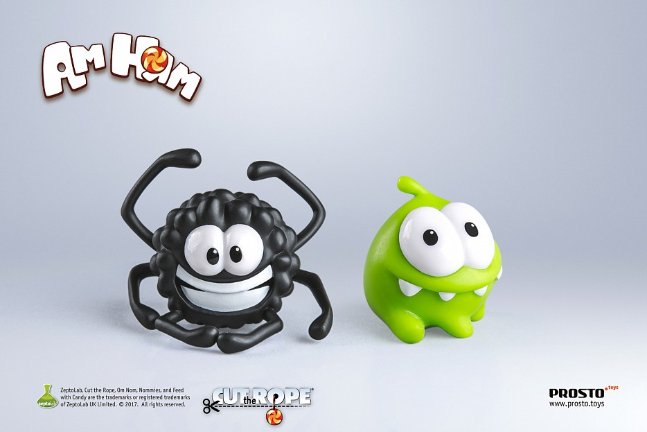 набор 9 - «Cut the Rope» Фото 0