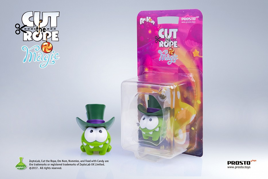 Фокусник - «Cut the Rope. Magic» Фото 3