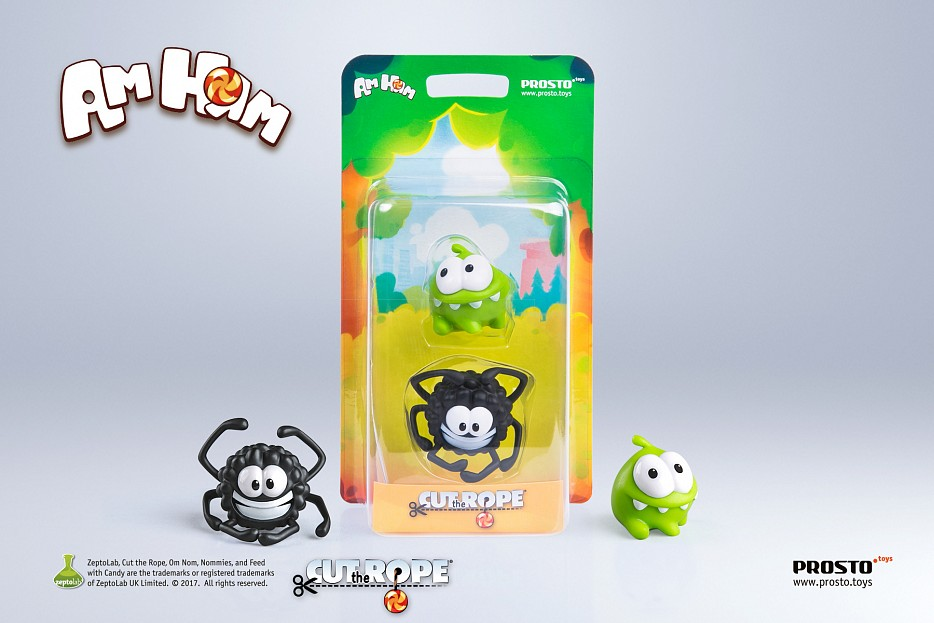 набор 9 - «Cut the Rope» Фото 2
